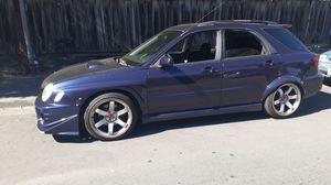 Subaru impreza 2002 for Sale in Mountain View, CA