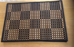 Set of four bamboo woven placemats for Sale in Apex, NC