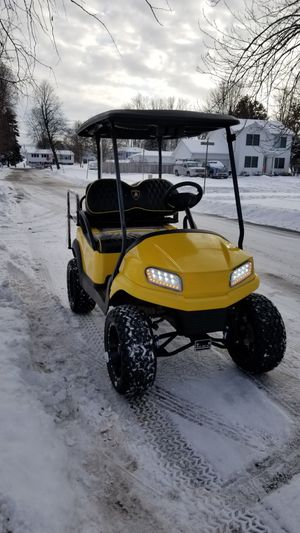 New camper New Cart! Be ready for spring! Onward/Tempo conversion Upgrades and Repairs for Sale in Lockport, NY