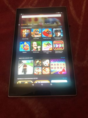 Amazon Fire HD 10 tablet for Sale in Daly City, CA