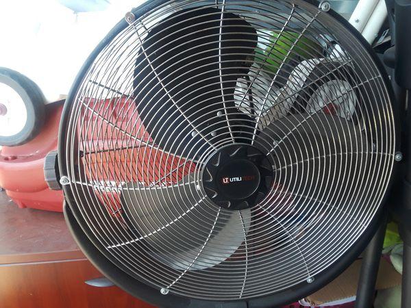 Utilitech pro fan
