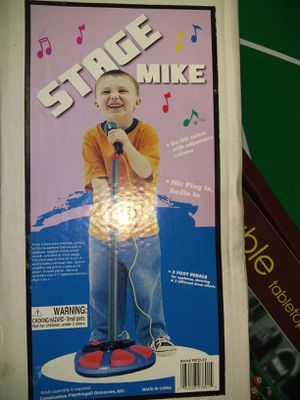Stage Mike for Sale in Fort Worth, TX