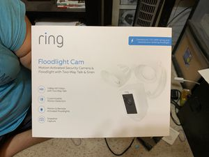 Ring Wired floodlight camera for Sale in Phoenix, AZ