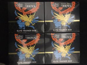 Pokemon Hidden Fates Elite Trainer Box! for Sale in Los Angeles, CA