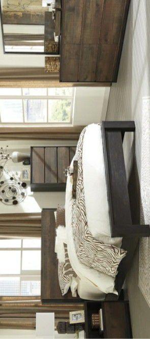 Windlore Dark Brown Panel Bedroom Set | B320 for Sale in Arlington, VA
