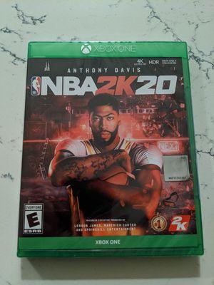 NBA 2K20 (New) for Sale in Kirkland, WA