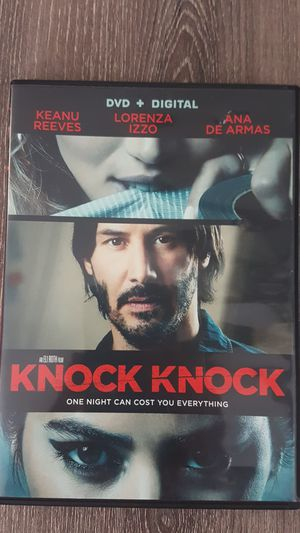 Knock Knock (Erotic Thriller/Horror DVD) for Sale in Montgomery Village, MD