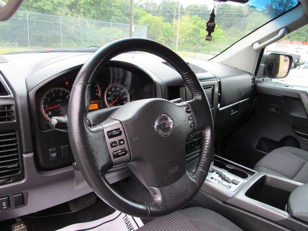 2012 Nissan Titan Crew Cab
