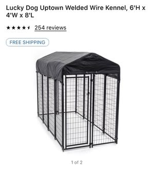 Dog cage NEW for Sale in Las Vegas, NV
