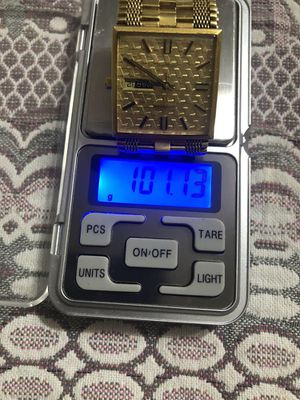 18k solid gold over 100 grams Juvenia macho Swiss made for Sale in Palm Harbor, FL