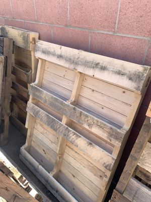 Wooden pallets for Sale in Carson, CA