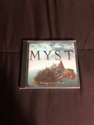 Myst computer game for Sale in Henderson, NV