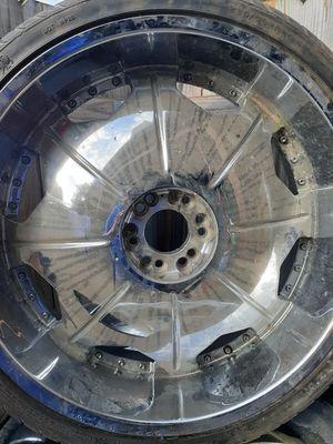 26's inch rims for Sale in San Antonio, TX