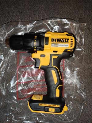 DeWalt Brushless 20v Drill (1/2 Chuck) - Tool Only for Sale in Phoenix, AZ