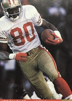 Jerry Rice Pro Set Card for Sale in Renton,  WA