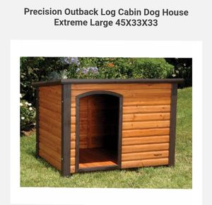 NEW large dog house (have 2) for Sale in Pickerington, OH