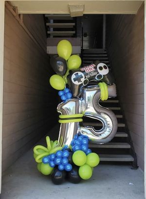 Game Balloons Bouquet for Sale in Miami, FL