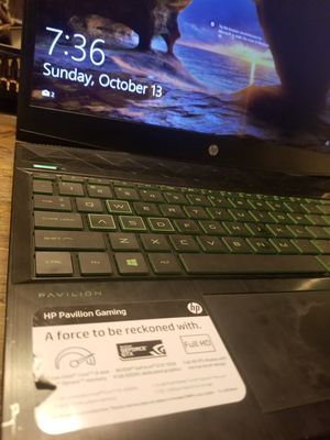 Hp pavilion gaming laptop for Sale in Sanger, CA