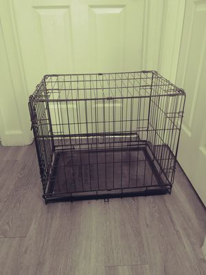 Small dog cage for Sale in Carmichael, CA