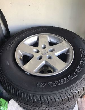 Jeep Tires&Wheels for Sale in Goulds, FL