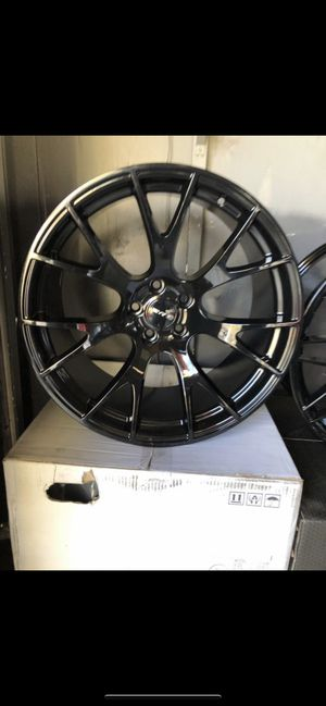 Jeep Grand Cherokee 5x127 wheels and tires 1399$ for Sale in Phoenix, AZ