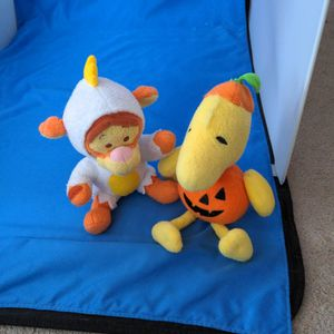 Baby Tigger and Woodstock dog toys for Sale in Bloomingdale, IL