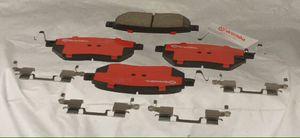 Brembo Front Brake Pad Set, 04-08 Maxima, 03-11 Murano, 03-06 Infiniti FX35 FX45 for Sale in El Monte, CA
