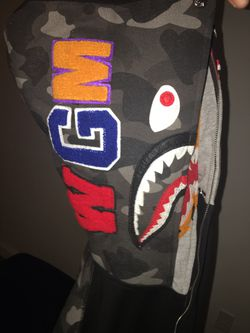 Bape Double Hooded Jacket for Sale in Durham,  NC