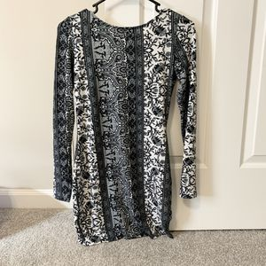 Black and White Mini Dress for Sale in Brentwood, TN