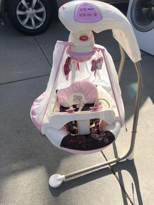 Beautiful Baby Swing for Sale in Draper, UT
