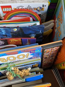 Big Lot Of Toddler Kid Books for Sale in Monroe,  WA