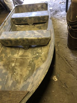 12 foot aluminum boat for Sale in San Diego, CA