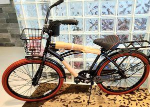 Brand New! Mens 26inch Nel Lusso Beach Cruiser bike (limited) for Sale in Pompano Beach, FL