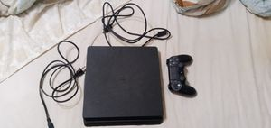 Sony Playstation 4 Slim - 852 GB Console (Used: Good Condition) Controller/HDMI/Headset for Sale in IND HBR BCH, FL