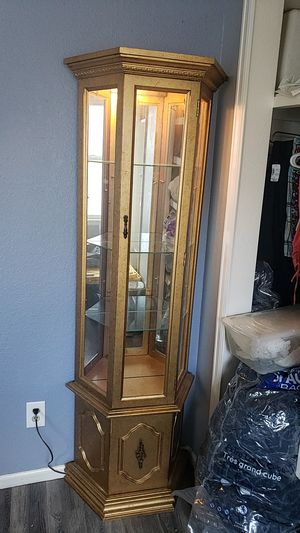 Curio Cabinet - Antique for Sale in Arvada, CO