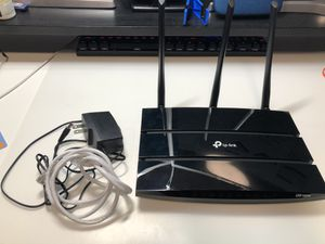 TP-Link AC1900 Smart WiFi Router (Archer A9) for Sale in Downers Grove, IL