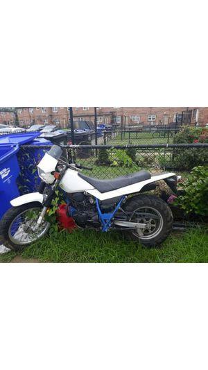 Dirt bike Yamaha for Sale in Washington, DC