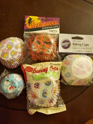 CUPCAKE PAPERS for Sale in Vancouver, WA