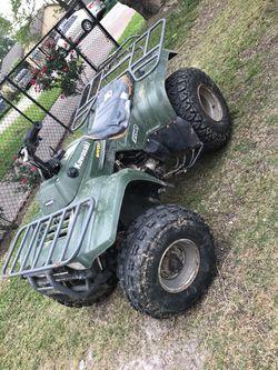 06 Kawasaki Bayou 250 for Sale in Houston, TX