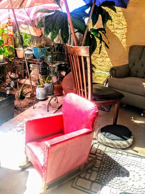 Kids ReD Rocking Chair (Antique) for Sale in Phoenix, AZ
