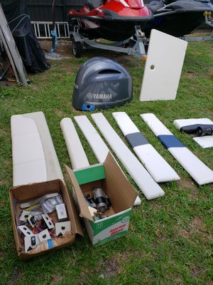 Boat parts. for Sale in North Miami Beach, FL