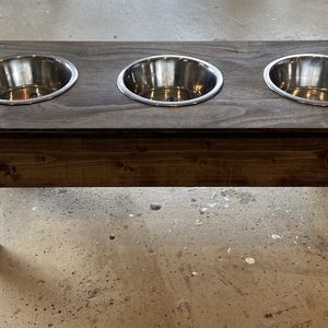 Dog Bowl Stand for Sale in Bartow, FL
