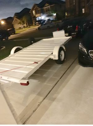 Trailer for atvs cars etc for Sale in Missouri City, TX