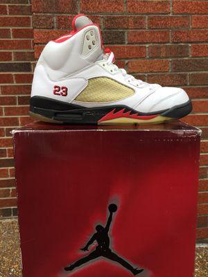 Jordan Countdown Pack Air Jordan 5s (Used Sz 12) for Sale in Chester, VA