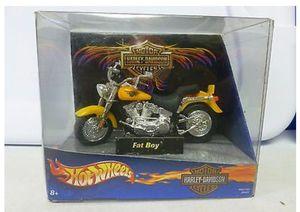 Unopened Hotwheels Harley- Davidson Fat Boy toy for Sale in Bremerton, WA
