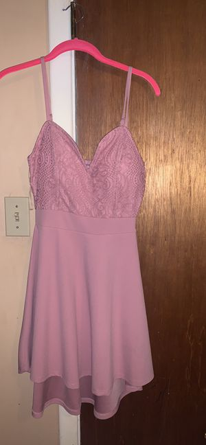 Pink lace dress for Sale in North Little Rock, AR