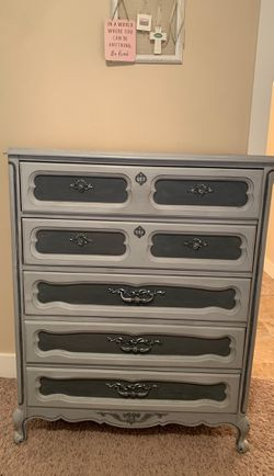 Grey French Dresser for Sale in Seattle,  WA