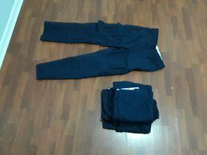 New Navy Blue Cargo Uniform Pants for Sale in TEMPLE TERR, FL