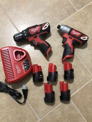 Milwauke drills set for Sale in Dallas, TX