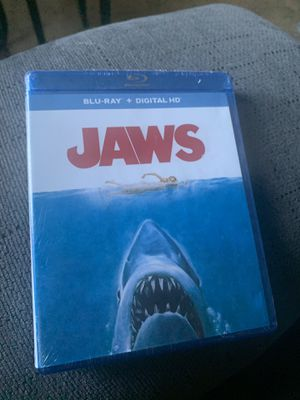 Jaws DVD new never opened for Sale in San Bernardino, CA